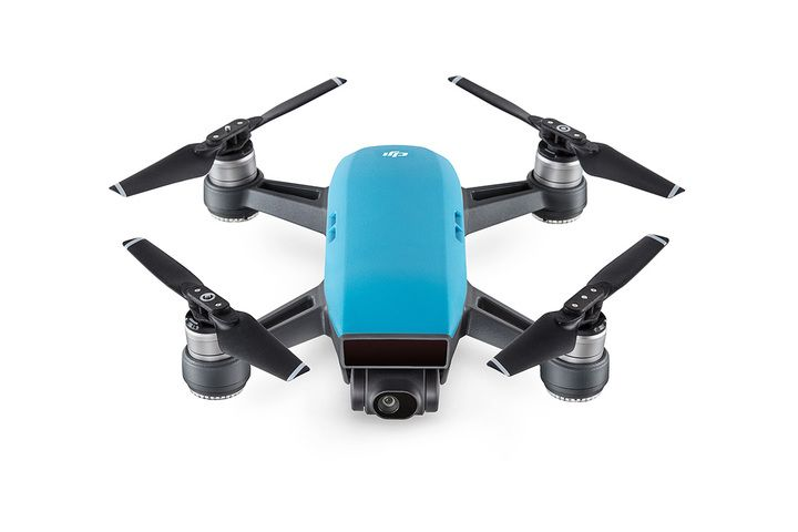 DJI SPARK Fly More Combo (NA) Sky Blue