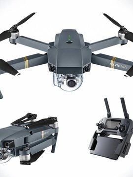 DJI DJI Mavic Pro Drone with 4K HD Camera (DJI Refurbished Unit)