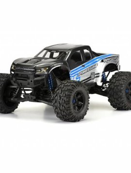 Proline PRO348217 Pre-Cut 2017 Ford F-150 Raptor Clear Body :XMAXX