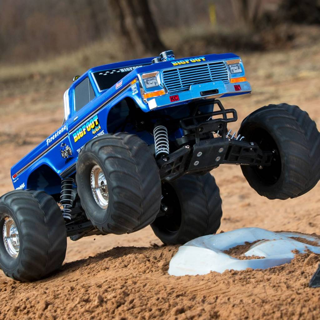 BIGFOOT Classic 1/10 Scale RTR Monster Truck