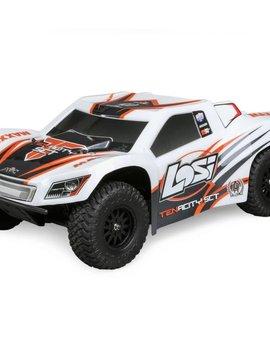 Losi LOS03010T1  TENACITY SCT RTR, AVC: 1/10 4WD BLACK/Yellow
