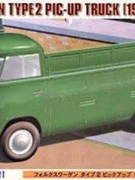 Hasegawa 1:24 VW Type 2 Pick-Up Trk 1967