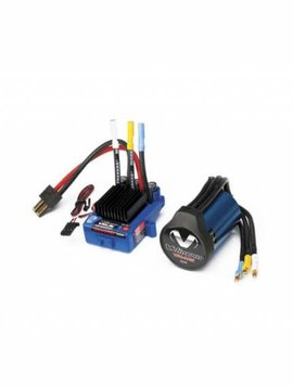 Traxxas TRA3355R VXL-3S ESC Waterproof Brushless (Fwd/Rev/Brake)