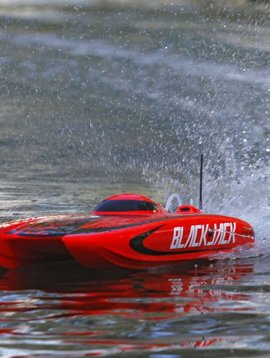 PRB Blackjack 29-inch Catamaran Brushless V3: RTR
