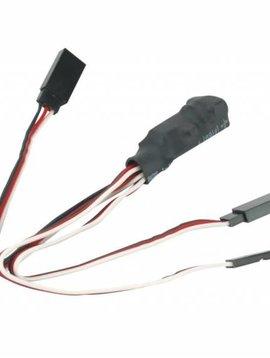 EXR Y-Harness 6-inch/Reverser Standard