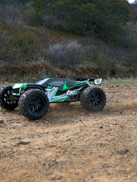 Losi LOS03006T2 TEN-MT RTR, AVC: 1/10 4WD BLACK/GREEN