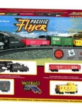 Bachman BAC00692 HO Pacific Flyer Train Set