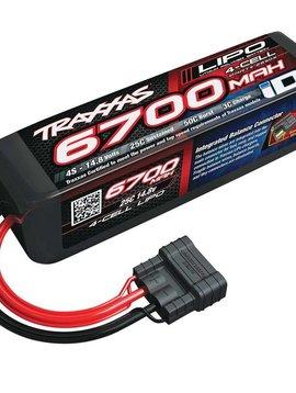 Traxxas TRA2890X LiPo 4S 14.8V 6700mAh Power