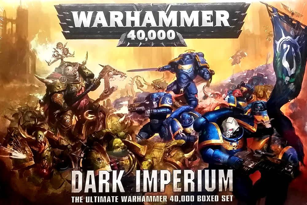 Warhammer Warhammer 40,000 Dark Imperium (Ultimate Boxed Set)
