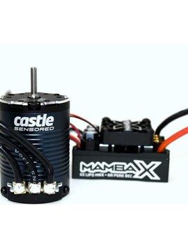 CSE MAMBA X, 25.2V WP ESC,1406-1900Kv Sensored:Crawler
