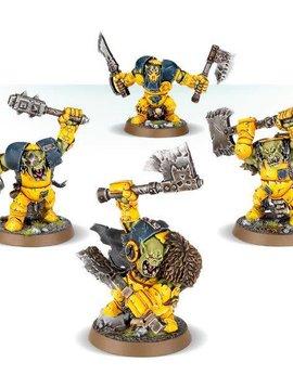 Warhammer Shadespire Ironskull's Boyz