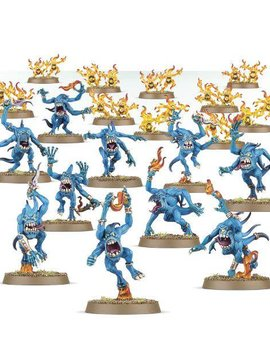 Citadel Daemons of Tzeentch