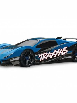 Traxxas 1/7 X0-1 4WD Supercar Brushless RTR with TSM