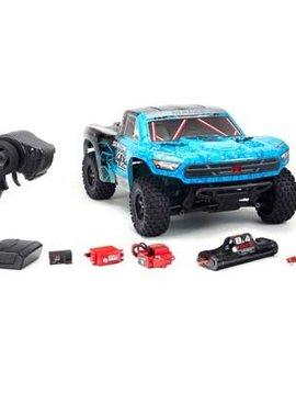 Arrma ARRMA 1/10 SENTON 4x4 MEGA Short Course Truck Blue/Black