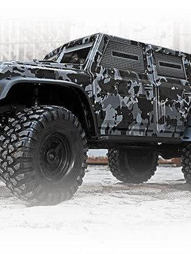 Traxxas TRX-4 Tactical Unit: 4WD