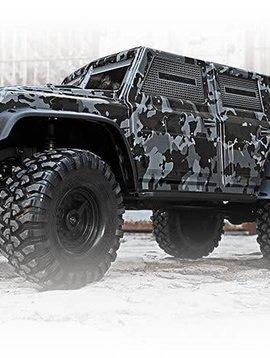 Traxxas TRX-4 Tactical Unit: 4WD