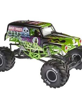 AXI AX90055 1/10 SMT10 Grave Digger Monster Jam Truck 4WD
