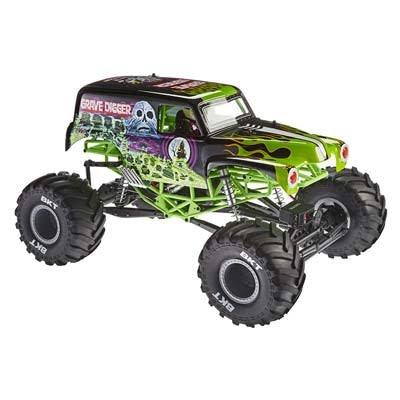 AX90055 1/10 SMT10 Grave Digger Monster Jam Truck 4WD