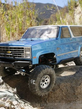 Vattera VTR03023 1986 Chevrolet K-5 Blazer Ascender 1:10 4WD Kit