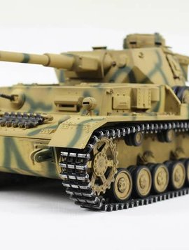 IMEX Panzer IV Metal Edition Tank Camo (Airsoft) TAG12093
