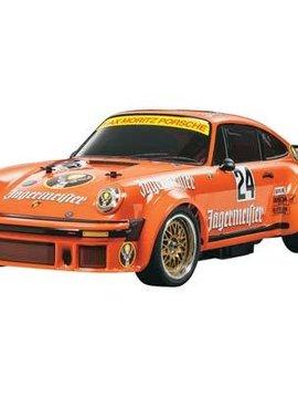 Tamiya TAM84431 Porsche 934 Jagermeister TA02SW 4WD On Road