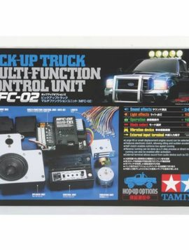 Tamiya TAM53957 Pick Up Truck Multi-Function Unit: 58372/58397