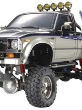Tamiya TAM58397 1/10 Toyota Hilux High-Lift Kit