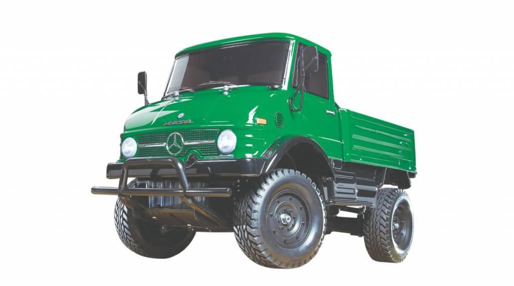 Mercedes Benz Unimog >> Tamiya Tam58457 Mercedes Benz Unimog 406 Series U900 Hobbyquarters