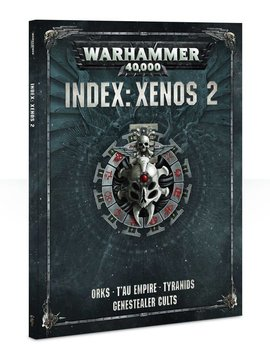 games-workshop Index: Xenos 2