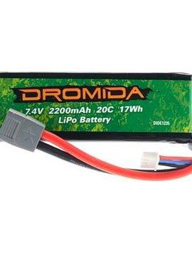 DROMIDA DIDE1235 LiPo 2S 7.4V 2200mAh XL 370