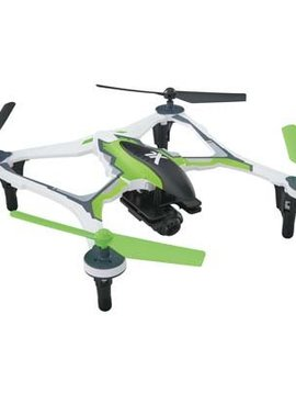 DID XL 370 FPV Drone w/1080P Camera RTF Green