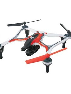 DID XL 370 FPV Drone w/1080P Camera RTF Red