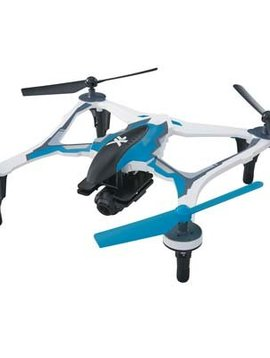 DID XL 370 FPV Drone w/1080P Camera RTF Blue