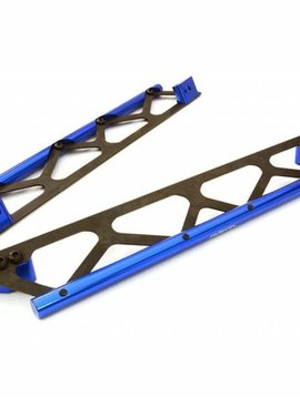 Integy Side Protection Nerf Bars for Traxxas X-Maxx 4X4