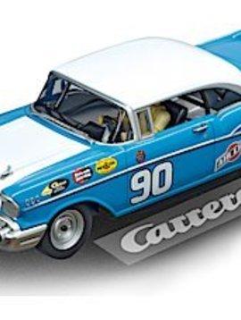 """carrera Carrera 30795 Chevrolet Bel Air '57 """"No.90"""", Digital 132 w/Rear Lights"""