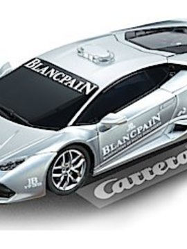 "carrera Carrera 30746 Lamborghini Huracán LP 610-4 ""Safety Car"", Digital 132 w/Flashing Lights"