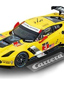 "carrera Carrera 30701 Chevy Corvette C7.R ""No.3"", Digital 1/32 w/Lights"