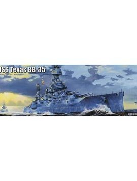 TSM 5340 1/350 USS Texas BB-35 Battleship