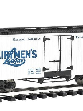 Bachman BAC93266 G Scale Reefer, Dairymen's League