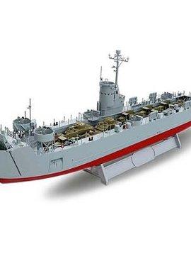 RVL 05123 1/144 US Navy Landing Ship Medium (LSM)