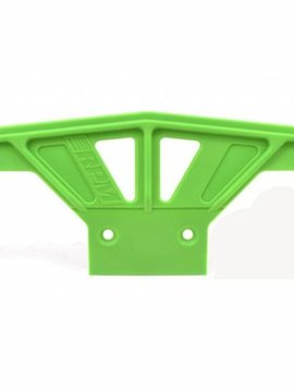 RPM 81164 Front Wide Bumper Green Traxxas