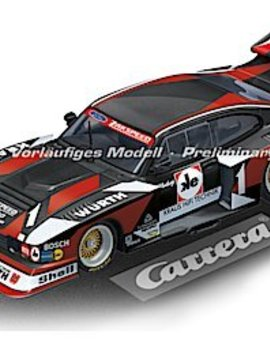carrera Digital 132 Ford Capri Zakspeed Turbo No.01