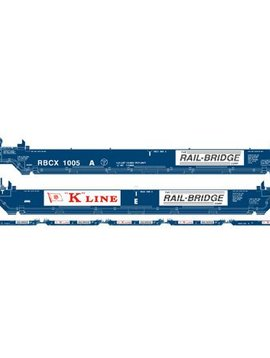 Atherns ATH98900 HO RTR Maxi I/Early, K-Line #1005
