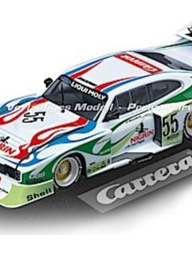 carrera Ford Capri Zakspeed Turbo Liqui moly Equipe No 55