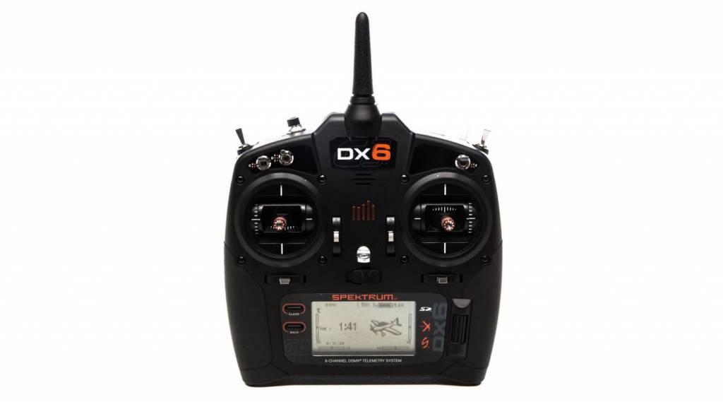 SPMR6750 DX6 Transmitter Only Mode 2