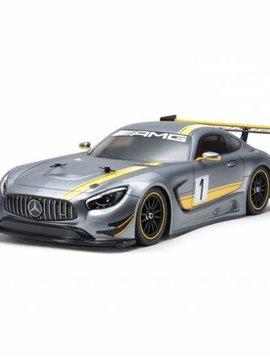 Tamiya TAM58639 Mercedes-AMG GT3 4WD Shaft Drive On-Road