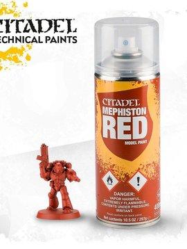 Citadel Mephiston Red Spray