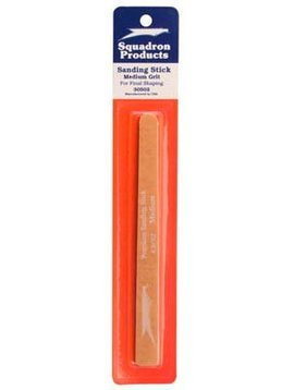 Squadron Products SQU30502 Sanding Stick,Medium