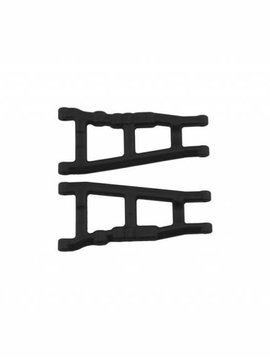 RPM RPM80702 Front or Rear A-arms, Black: SLH 4x4, ST 4x4,Rally