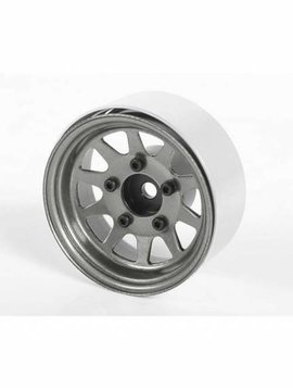 RC4WD OEM Stamped Steel 1.55 Beadlock Wheels (4) (RC4ZW0258)